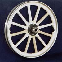 model t wooden wheels